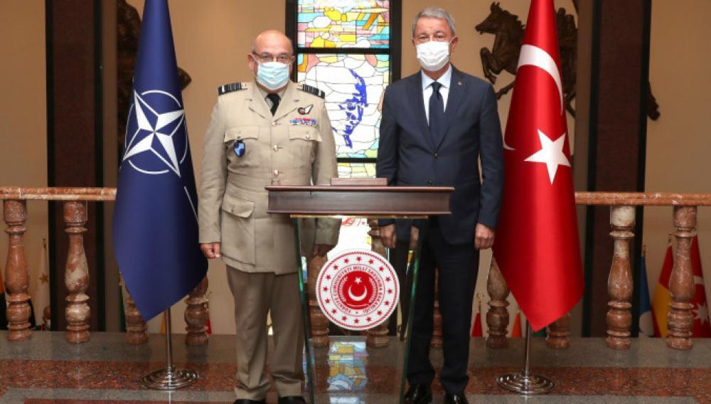 Ακάρ: Η Τουρκία θα προστατεύσει τα δικαιώματά της