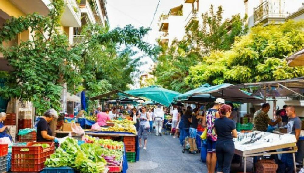 «Εμποροι και παραγωγοι των λαϊκών αγορών σε πλήρη εξαθλίωση »