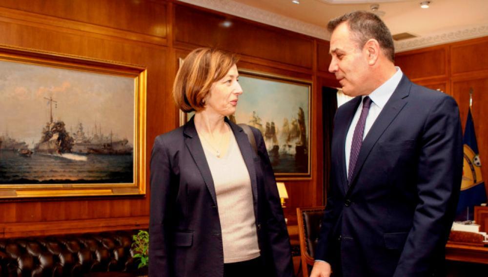 Οι συζητήσεις για τα εξοπλιστικά και ο δανεισμός των γαλλικων φρεγατών- Συνεχείς οι επαφές
