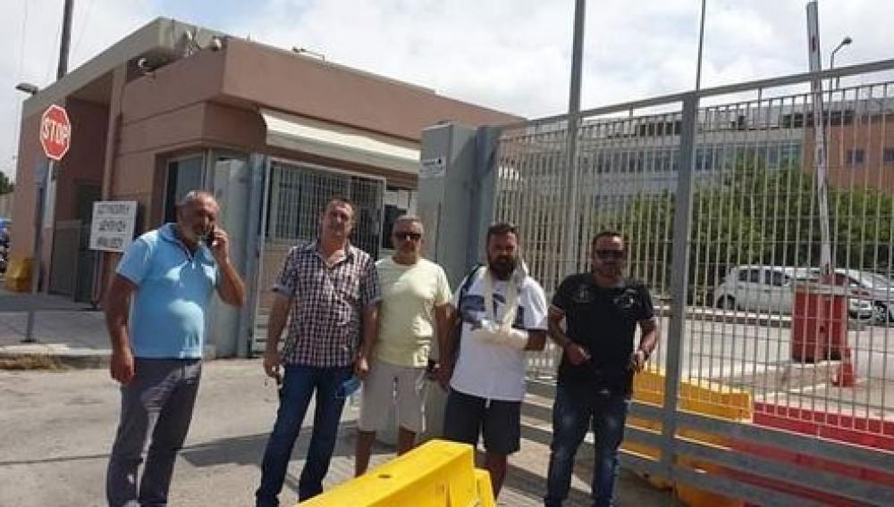 Ηράκλειο: Οι ξενοδοχοϋπαλληλοι στο πλευρό του θύματος της επίθεσης