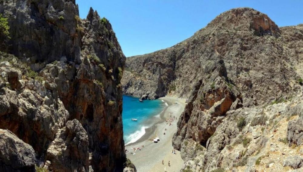 Αγιοφάραγγο: Στον αστερισμό του νότου της Κρήτης