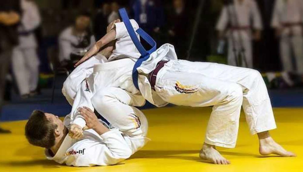Αθλητική συνάντηση Ζίου Ζίτσου